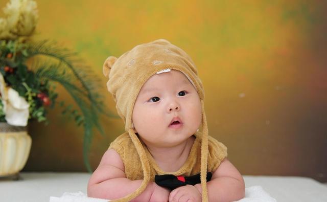 萌化了,每个宝宝都是表情帝,他们的意思你都懂