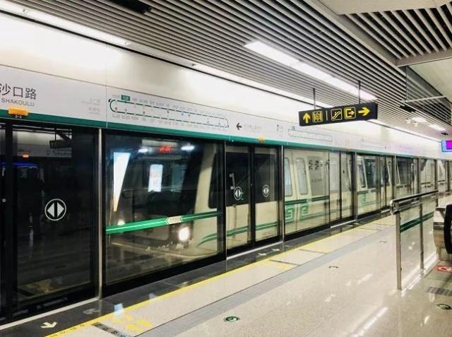 郑州地铁5号线5月20日通车!
