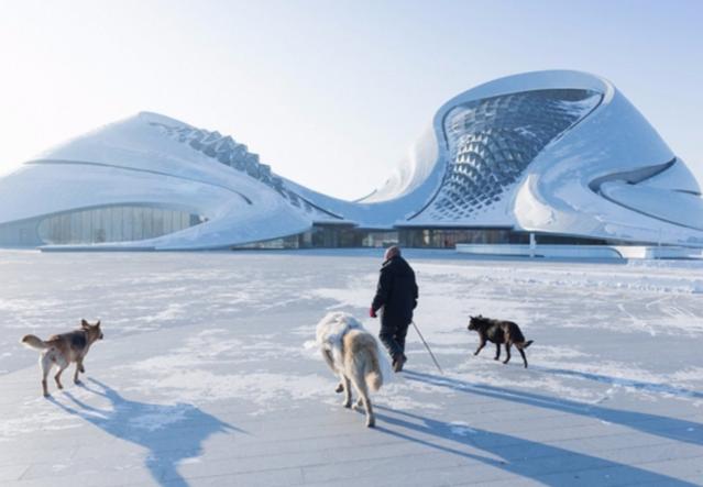 这些建筑号称外国人眼中最美的中国十大建筑,