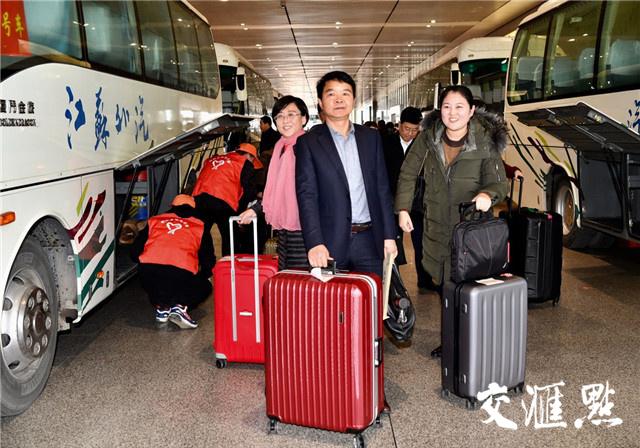 信心滿滿,責任滿滿,建言滿滿!江蘇省全國人大代表共赴春天的盛會