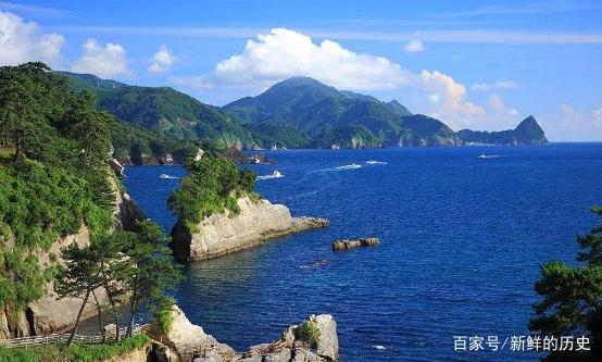 日本列岛是怎样形成的?