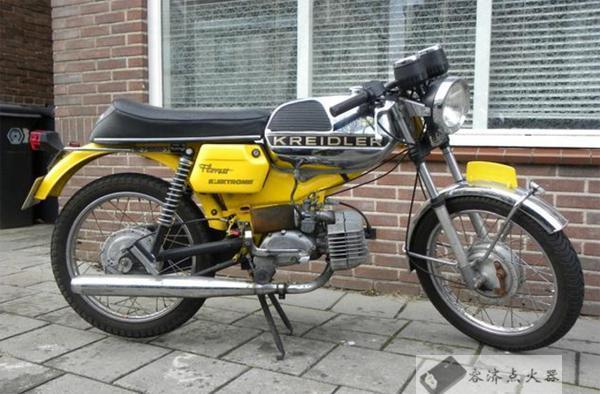 你所不知的德国、英国等发达国家的摩托车历史