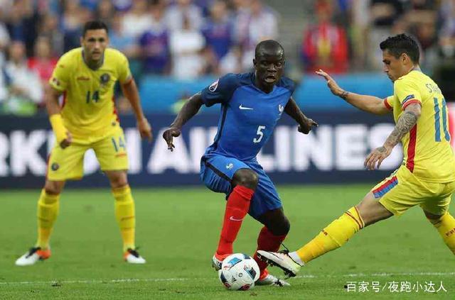 世界足坛的顶尖防守型后腰,人称跑不死的马克