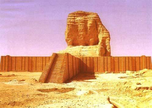 闪米特人,包括阿卡德人、迦南人、阿拉伯人