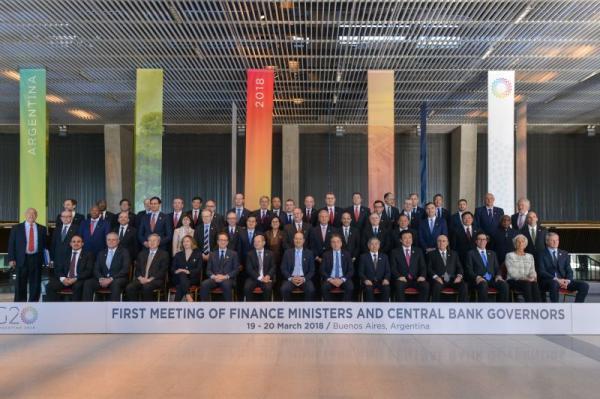周小川率團出席G20會議:中國正在推動金融部門開放