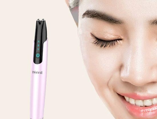 让眼霜更有效 韩国Wennil眼部射频美容仪问世