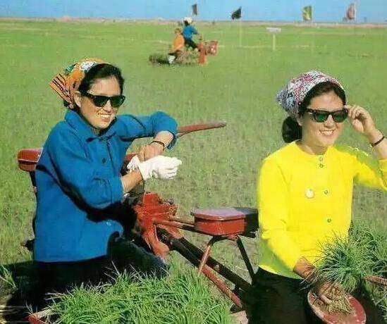 朝鲜最富裕的六七十年代, 那时候中国韩国只有