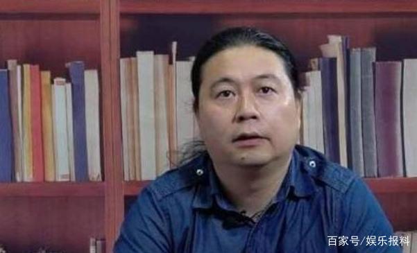 编剧汪海林怼流量明星:蔡徐坤和迪丽热巴,网友