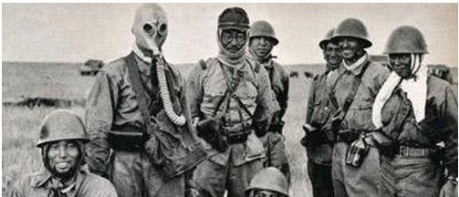 揭秘二战中日本的大阪第四师团