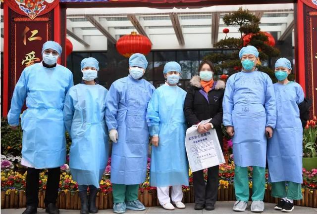 #新冠肺炎#好消息!北京医疗队病区第一位临床诊断患者出院,讲述康复过程