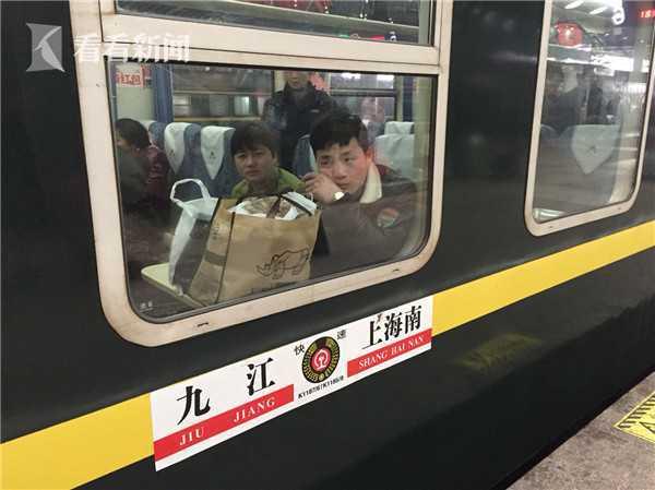 春運大幕今天開啟 40天上海1315萬人乘火車返鄉