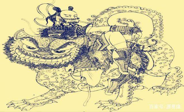 玉帝灵霄宝殿4神将是谁?不是李靖,不是巨灵神