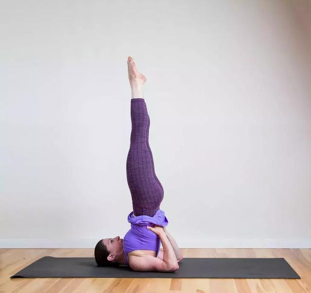 最适合初学者练的50个瑜伽体式,一定要试试!(下