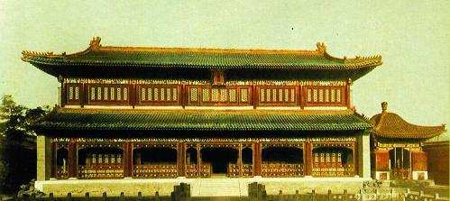 中国历史上七大藏书阁,有一阁被八国联军焚毁