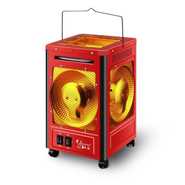 别了,地暖!取暖新神器:暖风炮,只有巴掌大,腊
