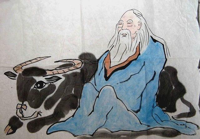 东方圣人之首,五千言《道德经》里面最经典的
