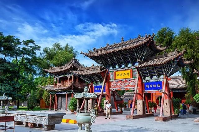 中国优秀旅游城市,国家历史名城的张掖,不容错