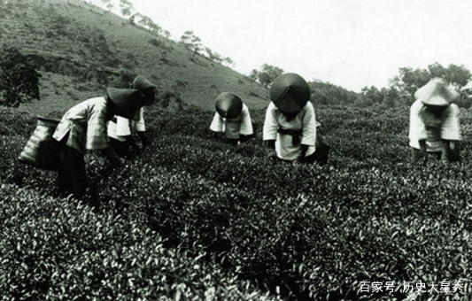 罕见历史老照片:大清战败后被日本人统治的台