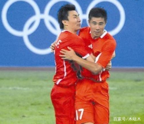 他打入国足在奥运会史上首粒进球,C罗替他拿过