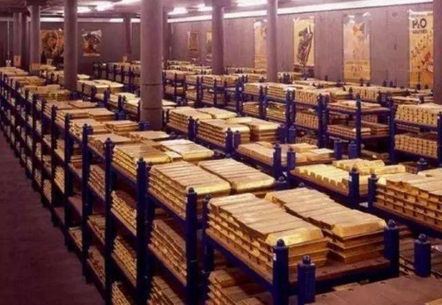 中国有600吨黄金存在美国,不怕被冻结吗?