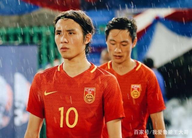 中国杯揭幕战:中国男足对阵泰国男足首发阵容
