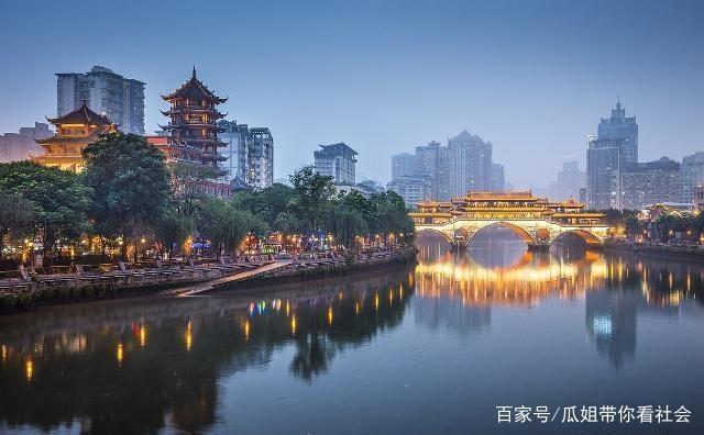 外国人眼中,中国的10大超级城市,你知道是哪