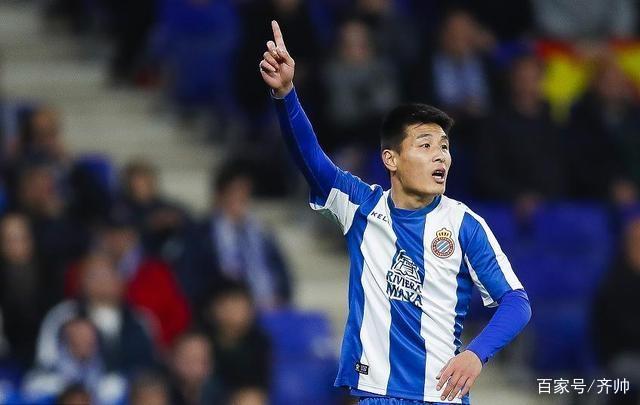 武磊的比賽成中國球迷的節日!西班牙人的百科