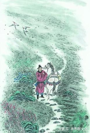 一代诗人白居易--长安米贵,居大不易
