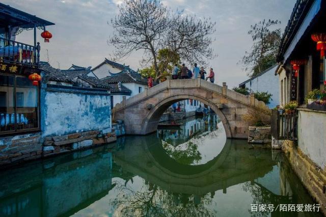 乡村旅游网:江苏最低调的古镇,可以媲美周庄但不要门票,可惜鲜有人知