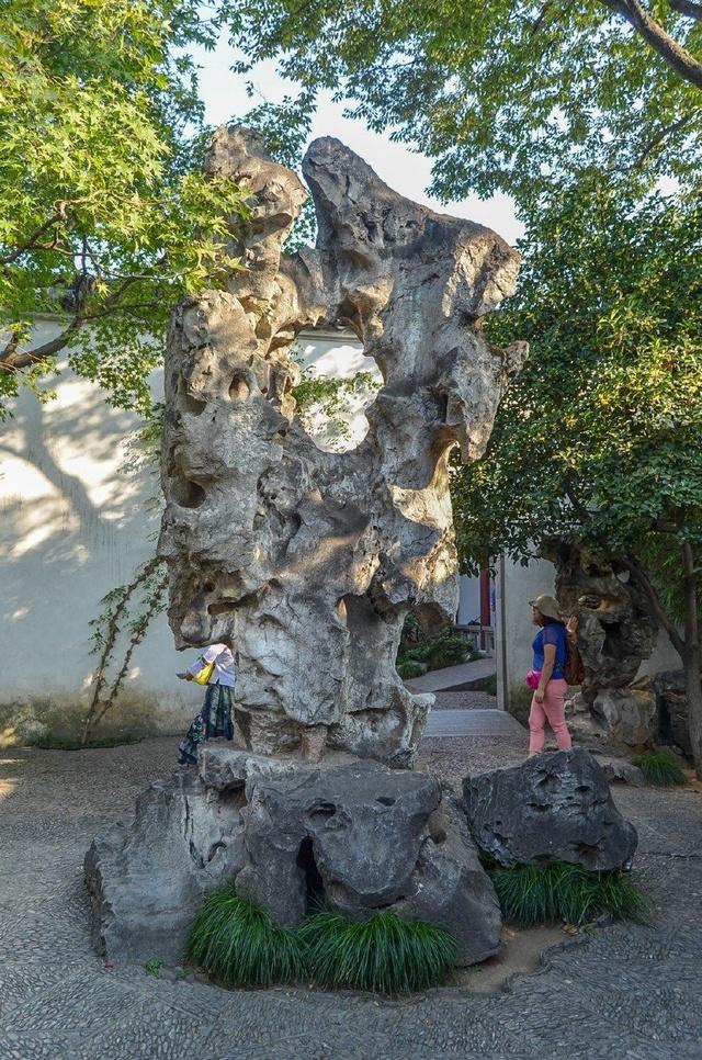 被列入世界文化遗产,名称仅次于拙政园的苏州