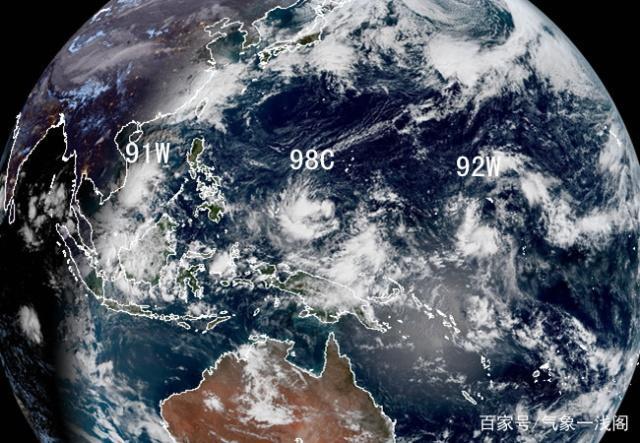 确定了!日本气象厅发布:27号台风桃芝正式生成