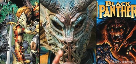 香港上映的《黑豹》电影彩蛋和片尾画面解释
