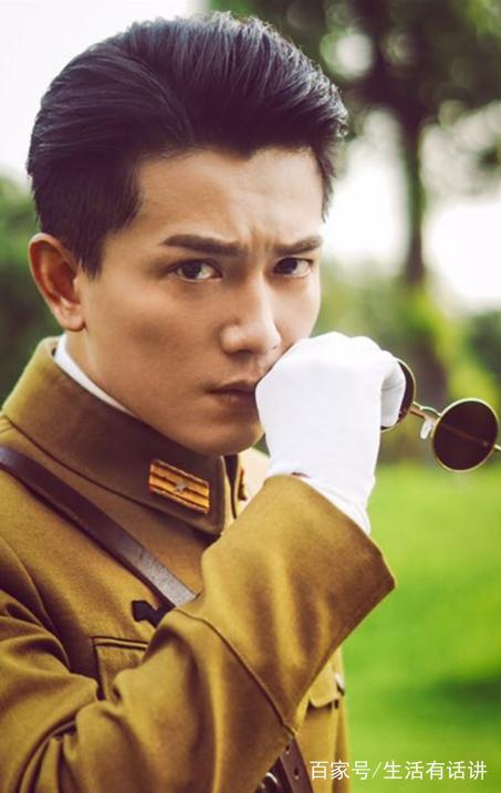 他是《一代枭雄》中的李树敏,和窦骁是同班同