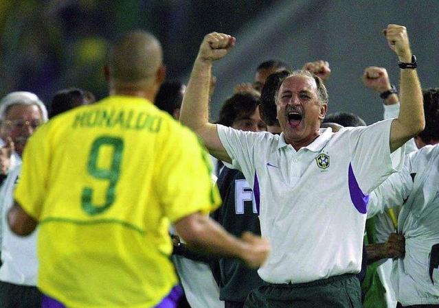 21世纪巴西最好的两次世界杯战绩,想不到主帅
