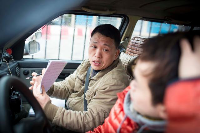 驾校教练5年助40多位听障人士考取驾照