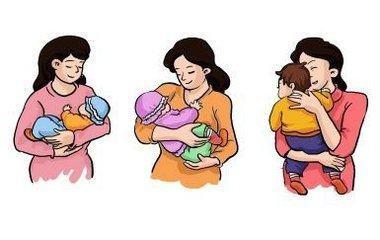 宝宝多大事才能竖着抱,而不伤害宝宝颈椎?