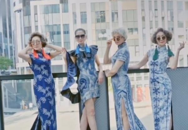 实时热点-中国时髦奶奶惊艳巴黎!(4)