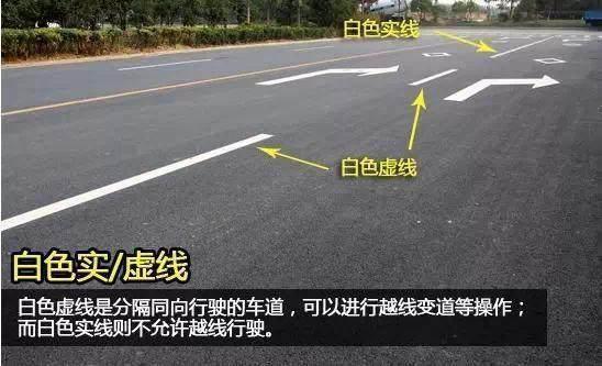 马路中间有一条黄色虚线和一条实线,能超车吗