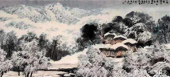 这个冬天,读一读冬诗,发现诗的美,感受诗即生活