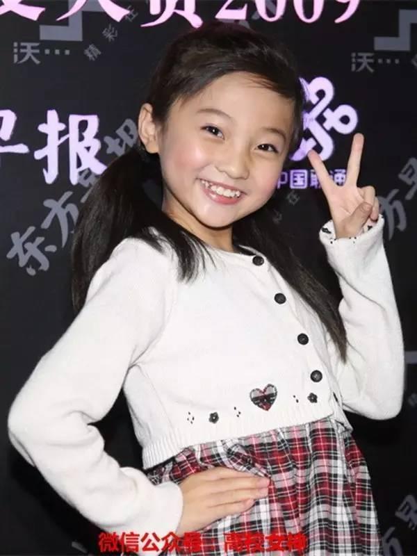 小童星林妙可,小小年纪已经出演了如此多的影