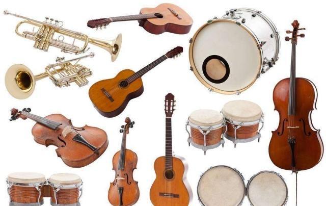 中国文化发展中的乐器艺术,令人惊叹!