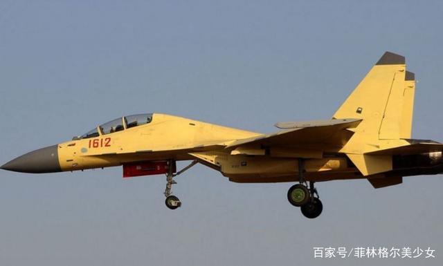 亚洲现役第二强战机,涂装也是战斗力,歼16换新