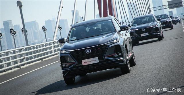 价格低 动力强 配置高,这三款车可能让你不想买CR-V
