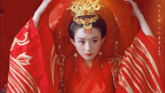 赵丽颖主演的这六部古装电视剧,除了《花千骨