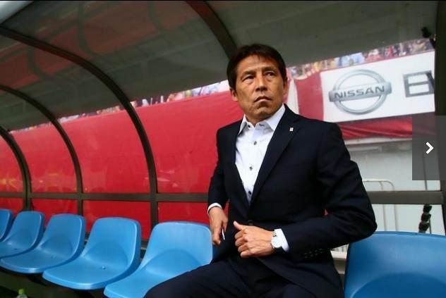 官宣!西野朗出任日本国家队主帅 带队征战世界杯