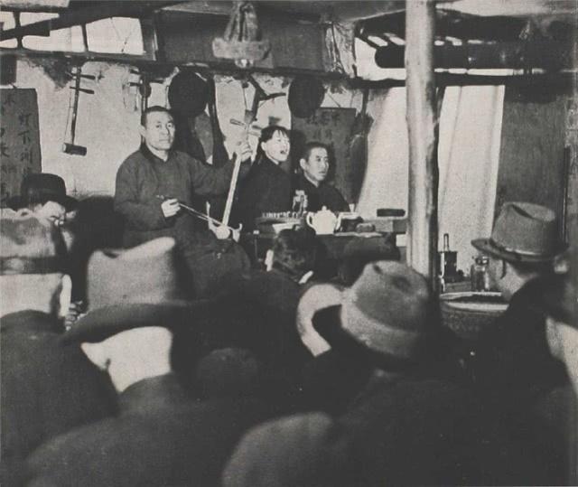 东北老照片:日本人统治下的伪满洲国,人们的日
