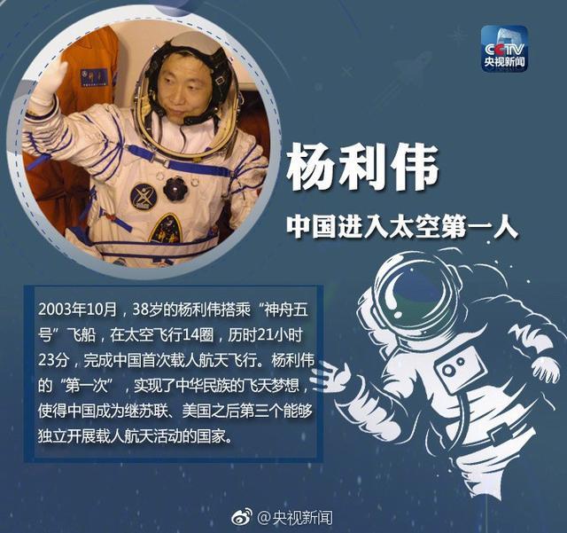 中國航天日 為中國航天員點讚