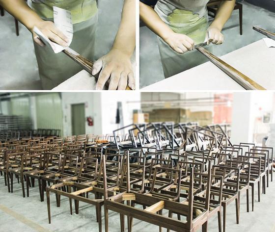 高端家具是如何制造的?这些工人诠释了何为匠