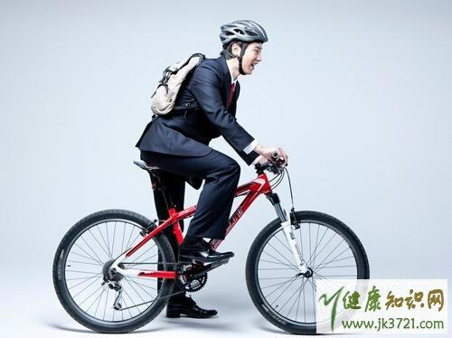 发现新世界,骑自行车腿会变粗吗,骑自行车会不