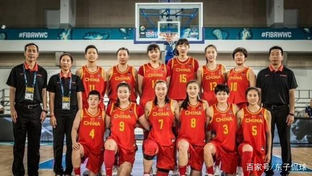 中国女篮在女篮世界杯中最终取得第六名的成绩